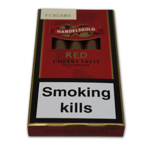 Handelsgold Cigarillos Red – 5\'s
